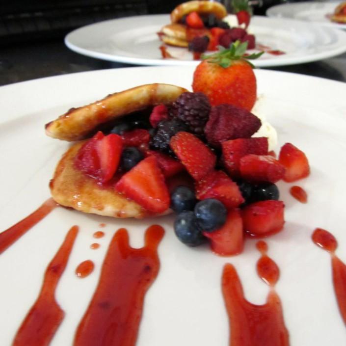 Umtali Country Inn Dessert